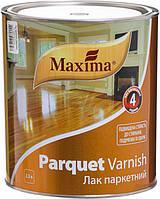 Лак паркетный Maxima глянец 2,5 л бесцветный