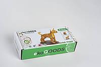 Дерев'яні пазли, фанера, ekoGOODS, Песик (Doggy)