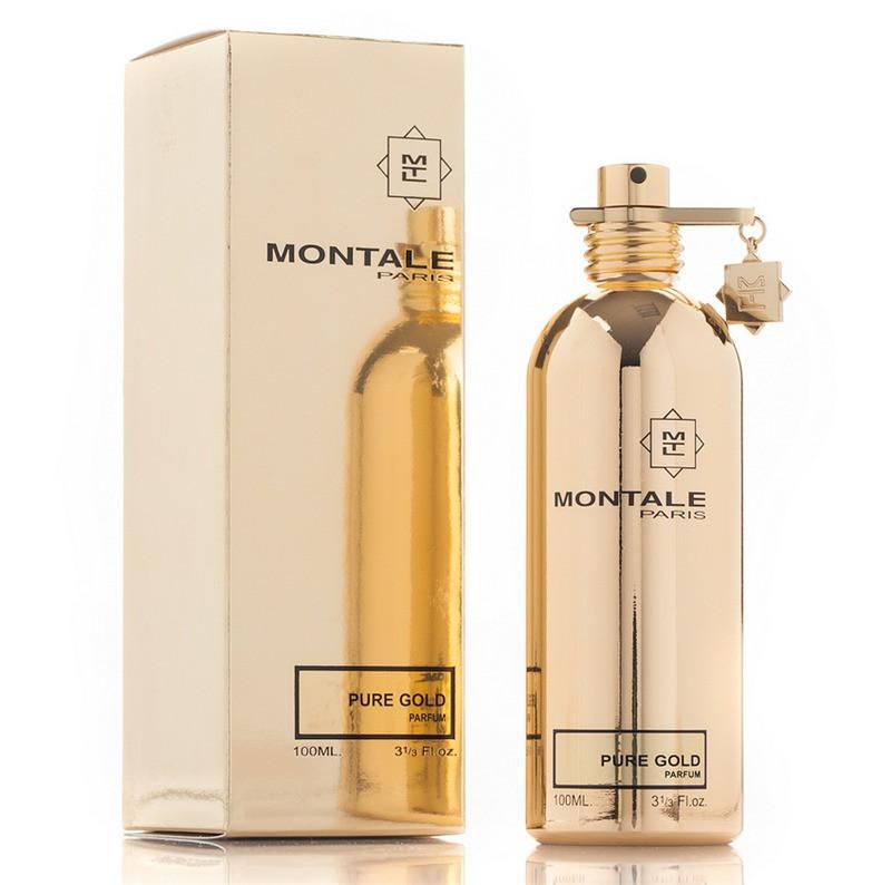 Женская парфюмированная вода Montale Pure Gold, 100 мл
