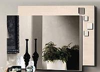 Зеркало настенное Сага. Мебель для спальни, прихожей.