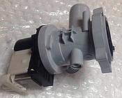 Сливной насос с бункером для стиральной машины Indesit 00085617
