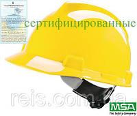Каска V-GARD, изготовленная из полиэтилена HDPE MSA-KAS-VG Y