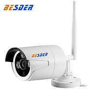 Наружная Wi-Fi iP-камера видеонаблюдения Besder (Yoosee)