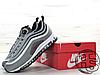Мужские кроссовки Nіkе Аіr Мах 97 Ultra 17 Metallic Silver/Red 917704-002, фото 4