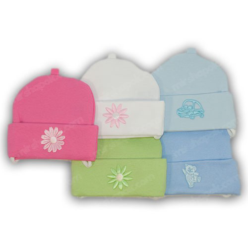 шапочки для грудничков