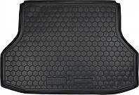 Полиуретановый коврик в багажник Chevrolet Lacetti 2002-2013 седан (AVTO-GUMM)