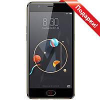 "✓Смартфон 5.5"" Nubia M2 Lite NX573J 4/32GB Black + Gold 8 ядер Камера Sony 13+16 Мп Android 7.0"