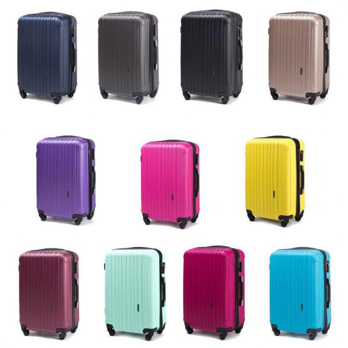 Дорожный чемодан на колесах WINGS DUBAI 2011 с кодовым замком (Небольшой)