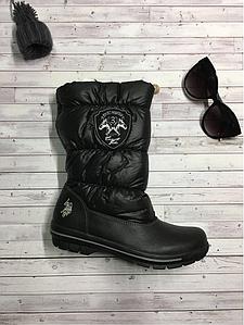 Женские супертеплые зимние ботинки U.S.Polo
