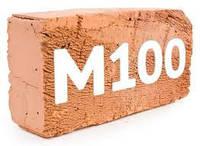 Кирпич полнотелый М-100 (Конотоп)