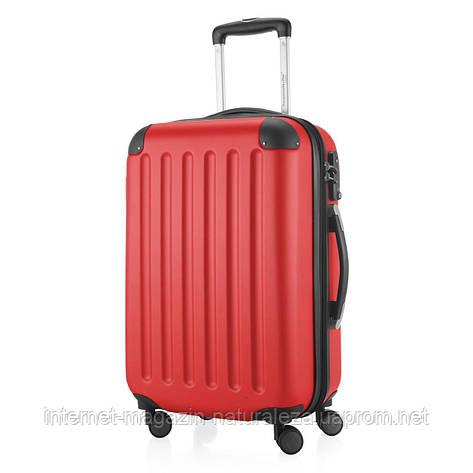 Чемодан Hauptstadtkoffer Spree Mini красный, фото 2