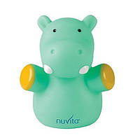 Детский ночничек Nuvita Гипопотам детский ночник светильник 12см. NV6607