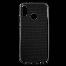Чехол накладка силиконовый TPU Ultrathin для Huawei P20 прозрачный