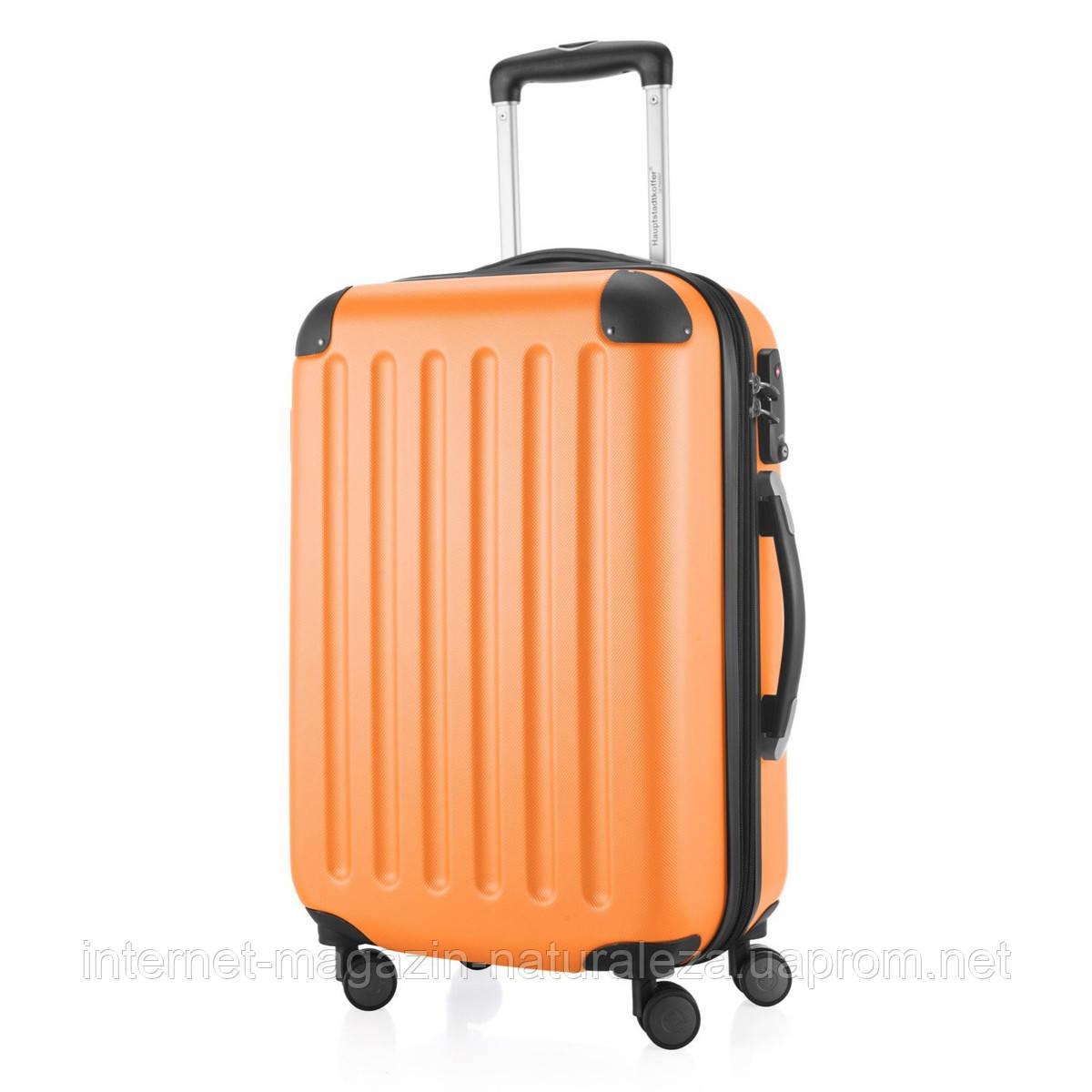 Чемоданы Hauptstadtkoffer Spree Mini оранжевый