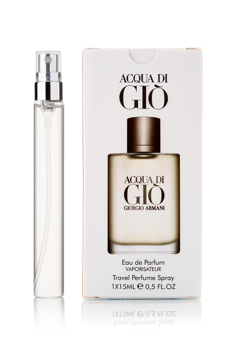 15 мл парфюм ручка Acqua Di Gio Eau De Parfum Vaporisateur м