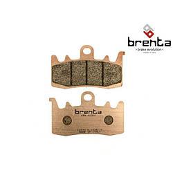 Керамические тормозные колодки итальянского производителя BRENTA FT5145 для BMW R 1200 GS