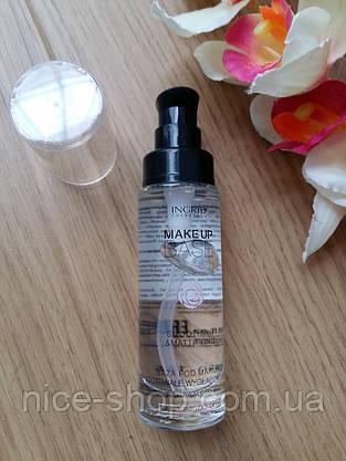 Основа-база под макияж разглаживающая матирующая - Ingrid Cosmetics Smoothing&Mattifying, фото 3