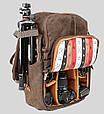 Рюкзак для фотокамеры National Geographic, NG A5270 хаки, фото 7