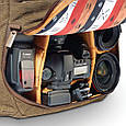 Рюкзак для фотокамеры National Geographic, NG A5270 хаки, фото 9