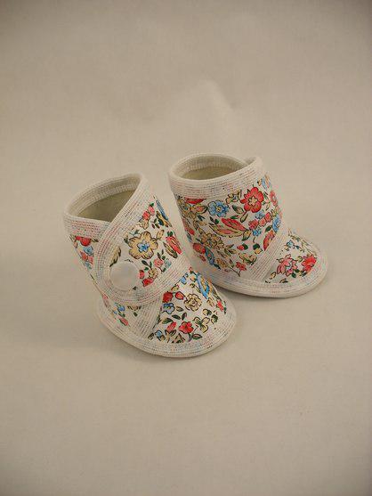 Ботинки цветочек для куклы Baby Born