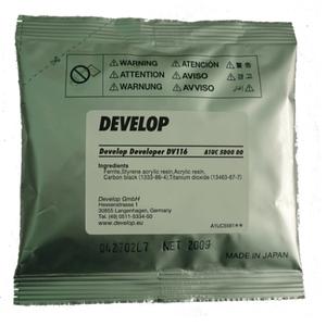 Девелопер Konica Minolta DV116 (A1UC550) для Konica Minolta bizhub 164, 165, 185, 215 (55 000 копий)