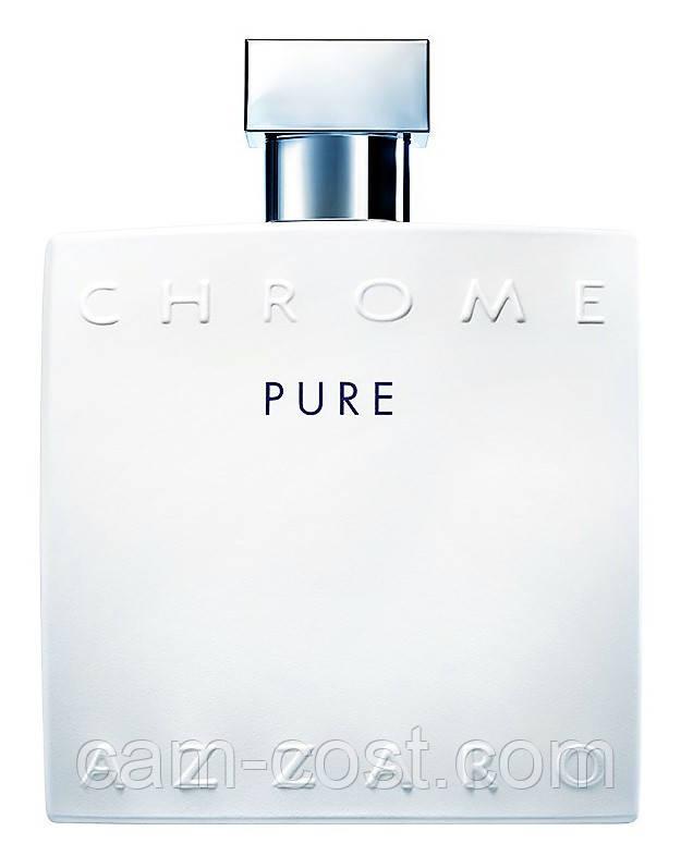 Туалетная вода в тестере AZZARO Chrome Pure 90 мл для мужчин