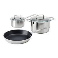 Набор кухонной посуды IKEA 365+ 3 предмета 103.688.75