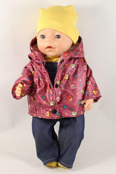 Набор одежды Незнайка для куклы Baby Born