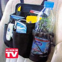 Автомобильный карман на спинку сидения в авто