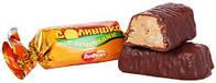 Шоколадные конфеты Солнышко с семечками Рот Фронт Москва