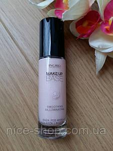 Основа-база під макіяж,сяюча - Ingrid Cosmetics Smoothing&Illuminating