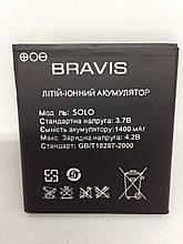 АКБ Bravis Solo