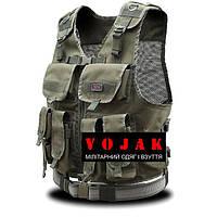 """Военный разгрузочный жилет """"ARMY"""" + ТАКТИЧЕСКИЙ РЕМЕНЬ!"""