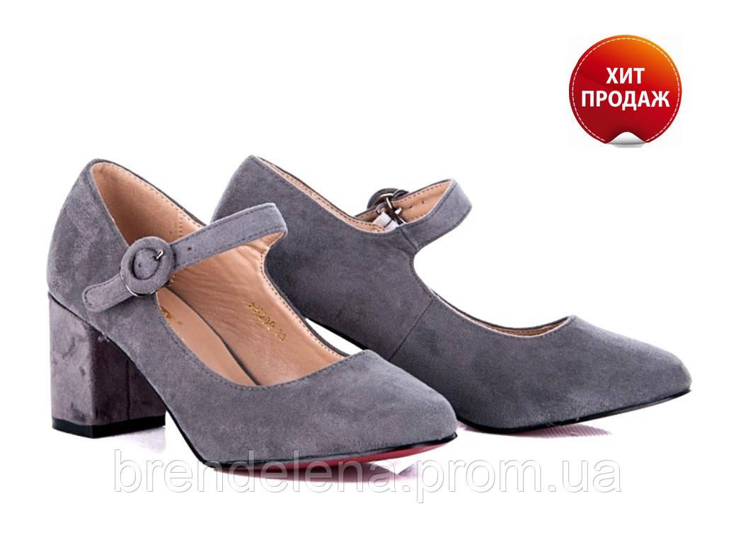 Модные туфли женские Mengting  р. (40)