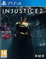 Injustice 2 PS4 игра / прокат аренда игр Playstation 4