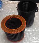 Фильтр HEPA (цилиндрический) с корпусом LG 5231FI2513A (не оригинал) для пылесоса