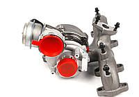 Турбина Фольксваген кадди / Caddy III / Октавия / Golf V 1.9TDI 2003- (BLS)  BorgWarner 5439 988 0072 США