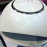 Лампа для ногтей UV(УФ) - LED лампа Global Fashion G 1, 48W/24W Белая