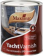 Лак яхтный Maxima глянец 2,5 л прозрачный