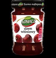 Джем вишневый  Łowicz 280 г