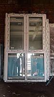 Окна демонтированные с новостроя