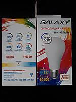 Лампа светодиодная 22W LED A80 Е27 4100K