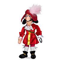 """Мягкая игрушка капитан Крюк """"Питер Пен"""" 53 см Дисней/Disney 1233000440994P"""