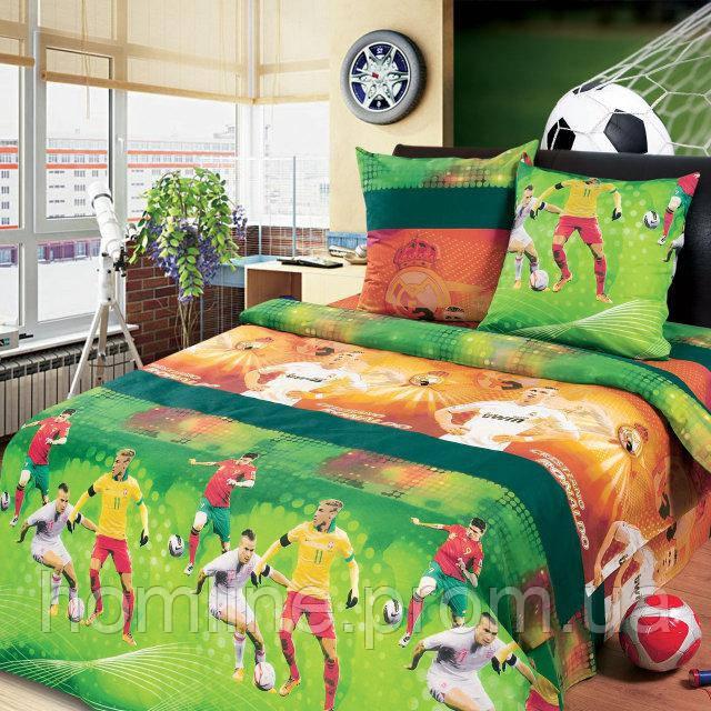 Постельное белье KidsDreams 160 Чемрпионат мира подростковое