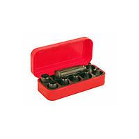 Пробойники 4,5-16,5 мм (7 шт) ВПС-5652
