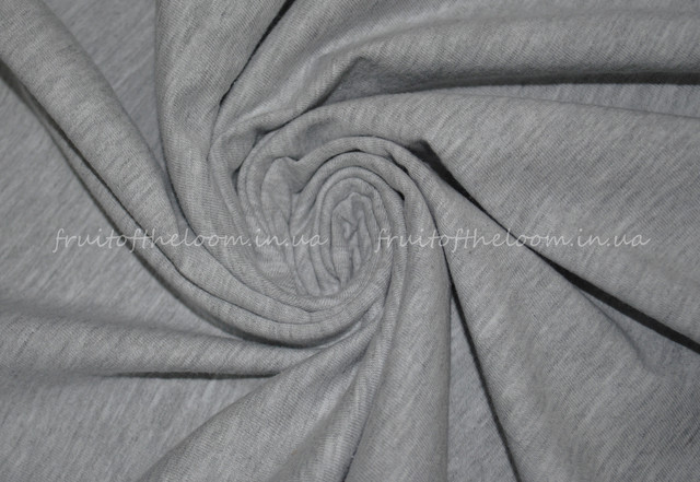 Серо-лиловая  премиум  женская футболка