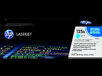 Заправка картриджа HP CLJ CB541A Cyan