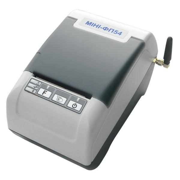 Фискальный регистратор ФП54.01 E