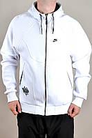 Спортивная кофта Nike белая