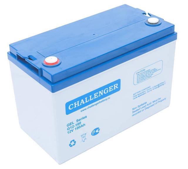 Аккумуляторы Challenger (Китай)